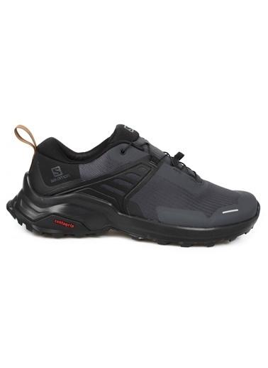 Salomon X Raıse Erkek Outdoor Ayakkabı Ebony-Black-Caramel Cafe Renkli